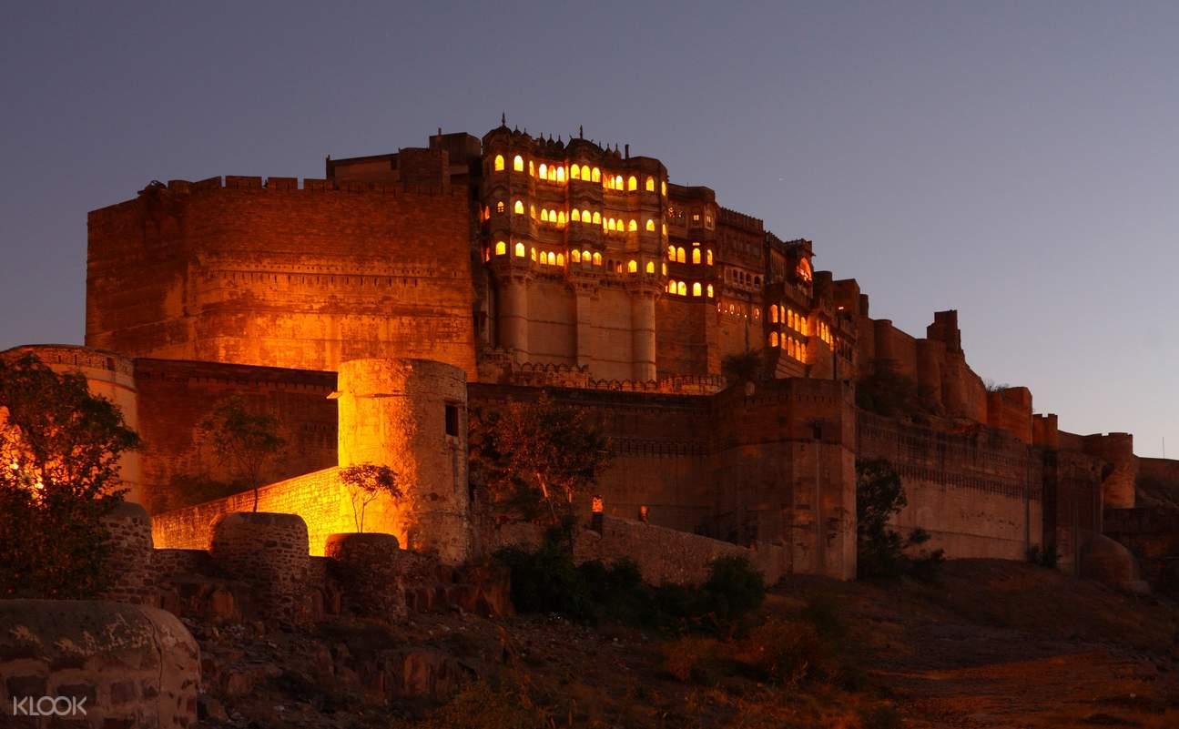 梅蘭加爾城堡