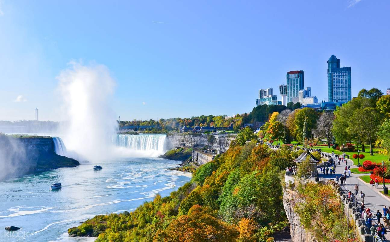 niagara falls day tour