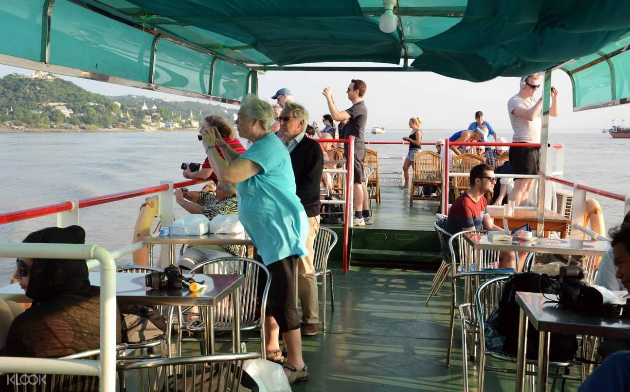 RV NMAI HKA Irrawaddy River Cruise Ticket (One Way) between Mandalay and Bagan