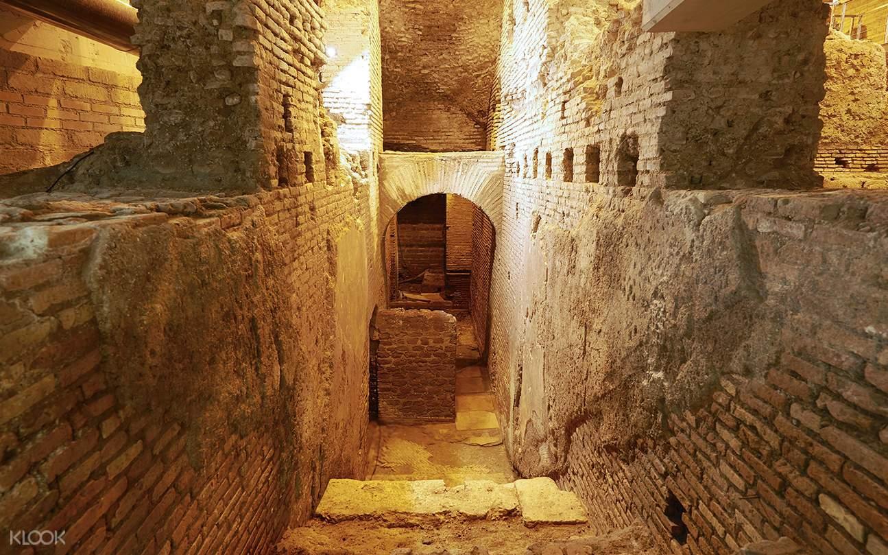 hall of vicus caprarius