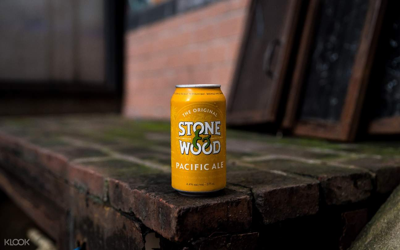Stone and Wood Pacific Ale: