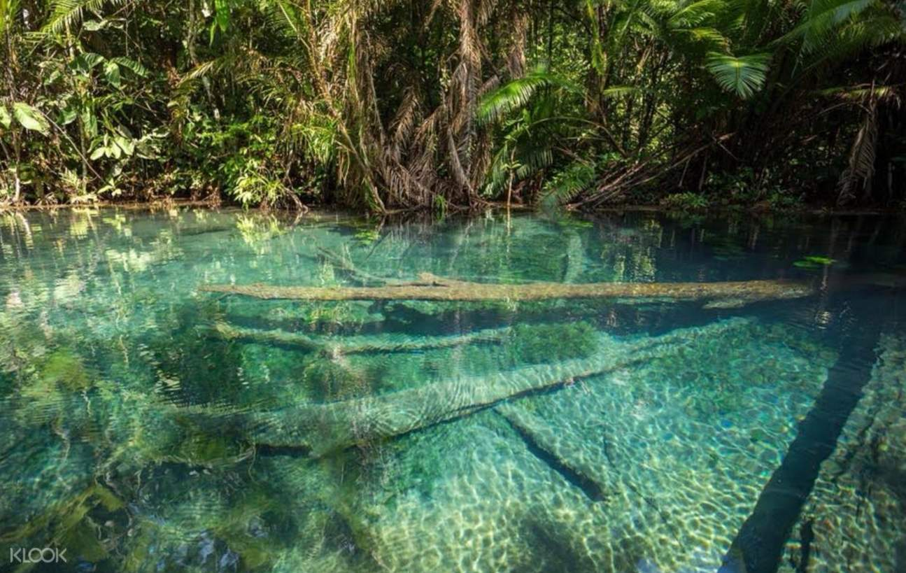 到訪泰國喀比島必玩的獨木舟水上活動