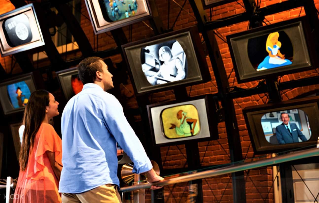 華特迪士尼家族博物館門票