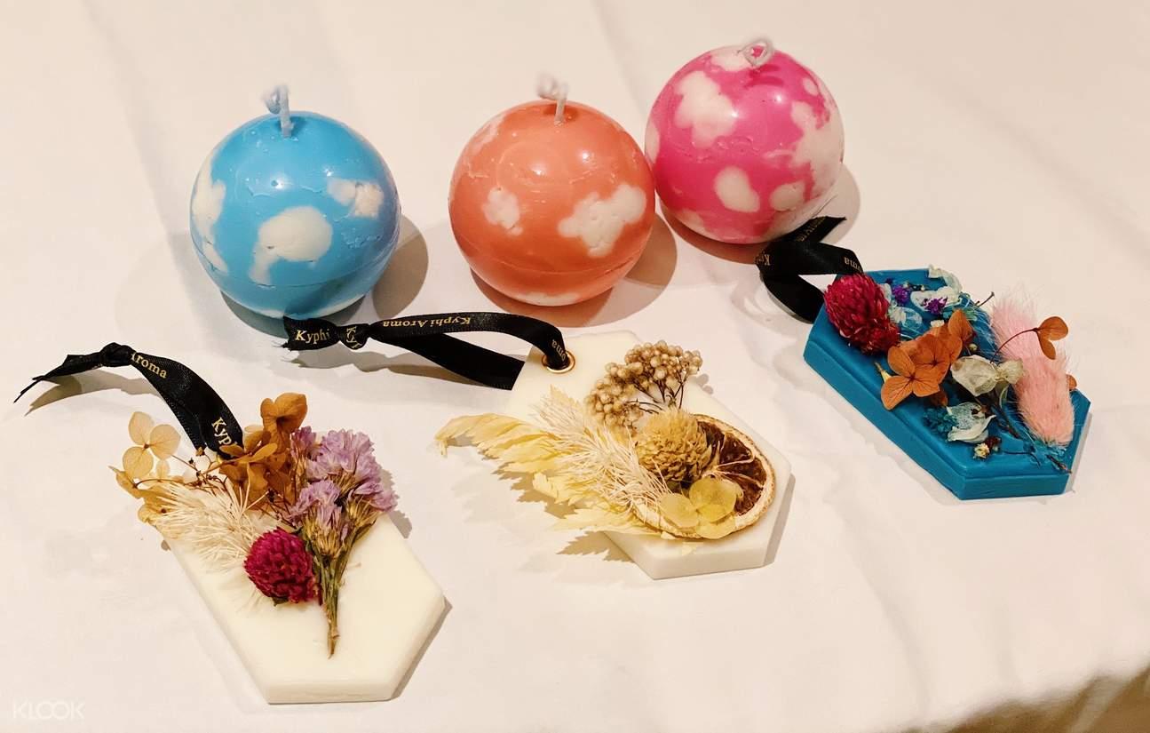 韓式手工蠟燭工作坊 - 體驗製作獨一無二的香味手工蠟燭