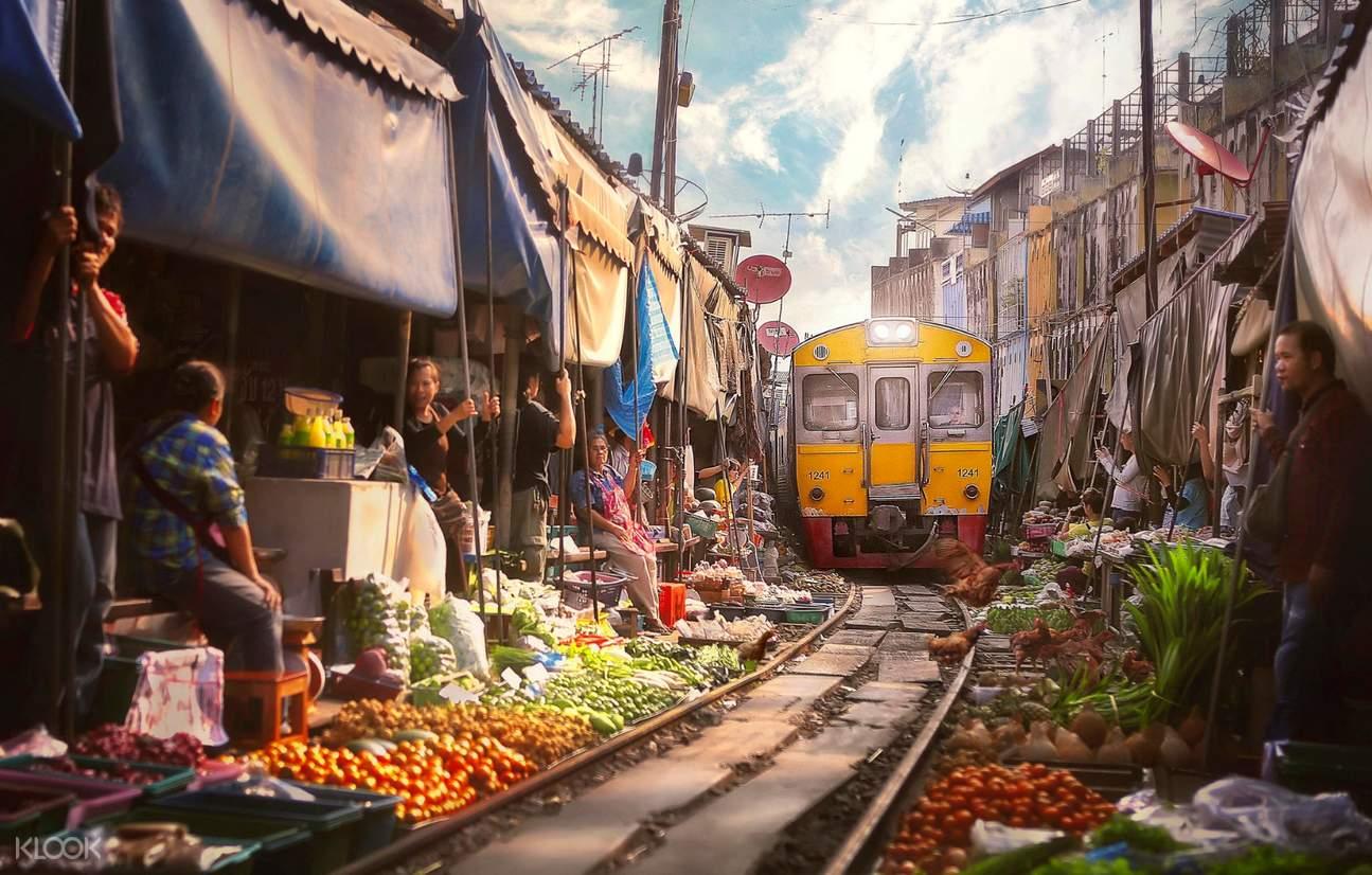 泰國水上市場