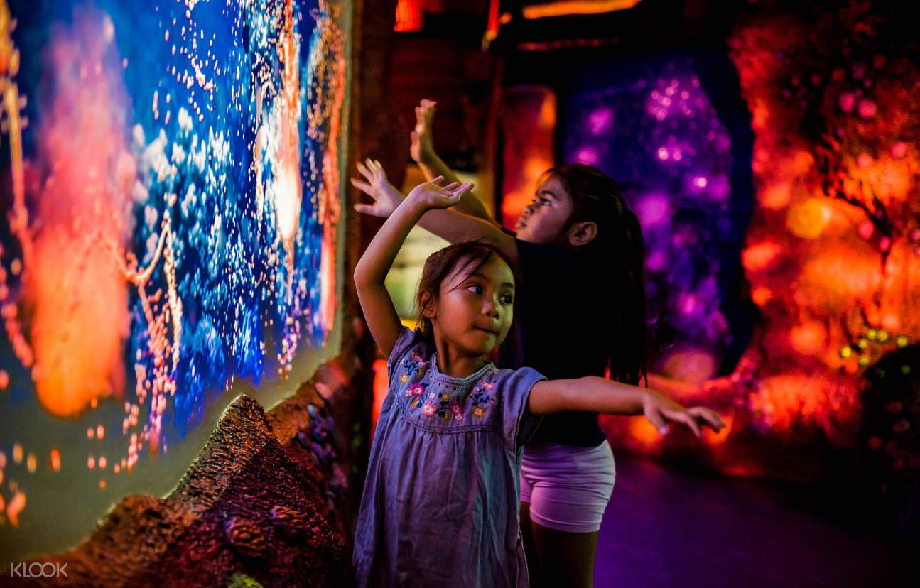 There are many ongoing exhibits at SEA LIFE Sydney