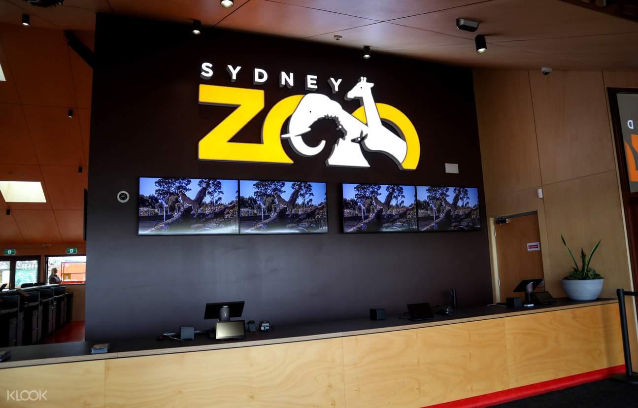 sydney zoo ticket entry