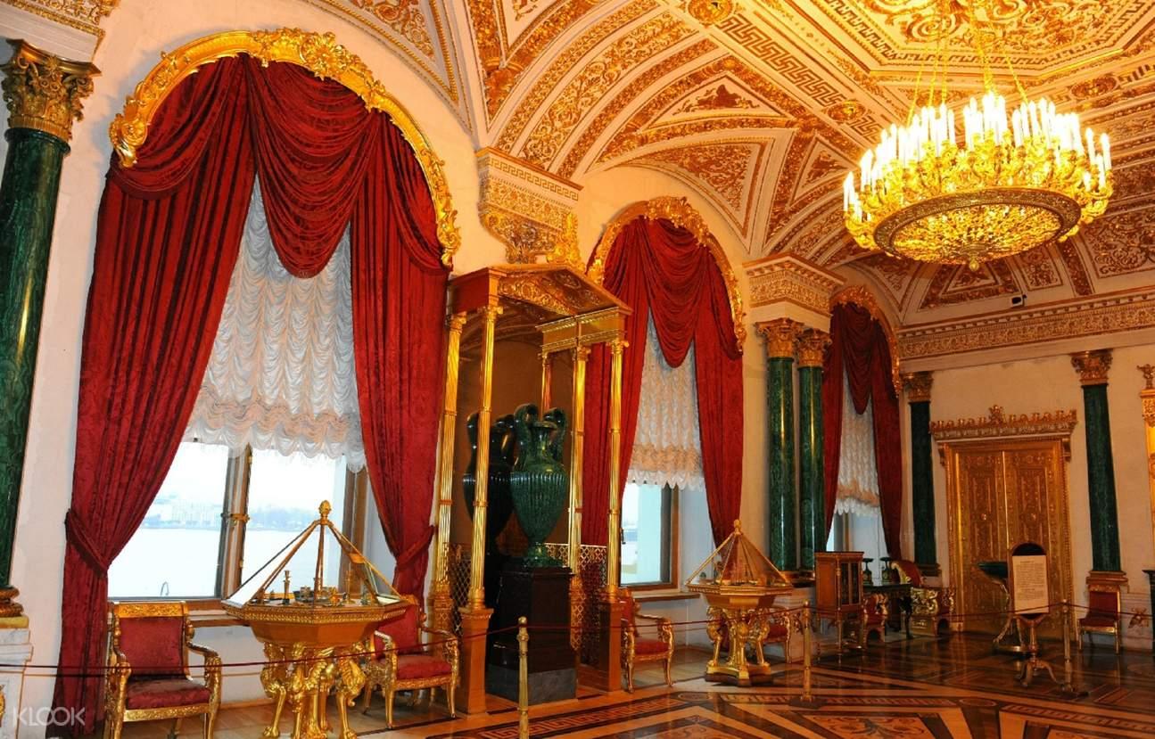 俄羅斯聖彼得堡冬宮博物館門票
