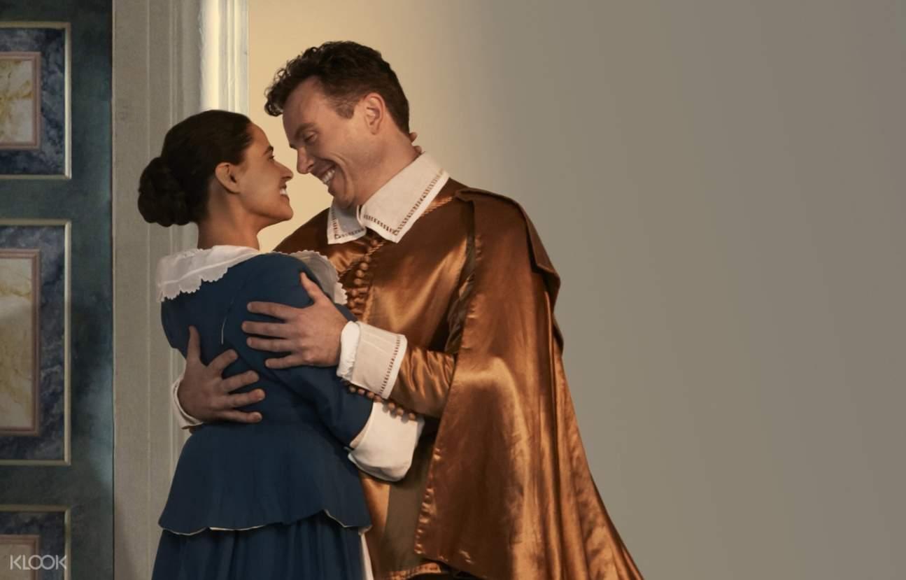2019雪梨歌劇院演出歌劇門票 費加洛婚禮