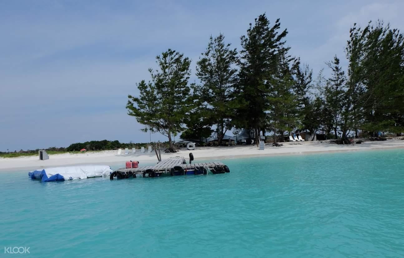 環灘島浮潛一日遊