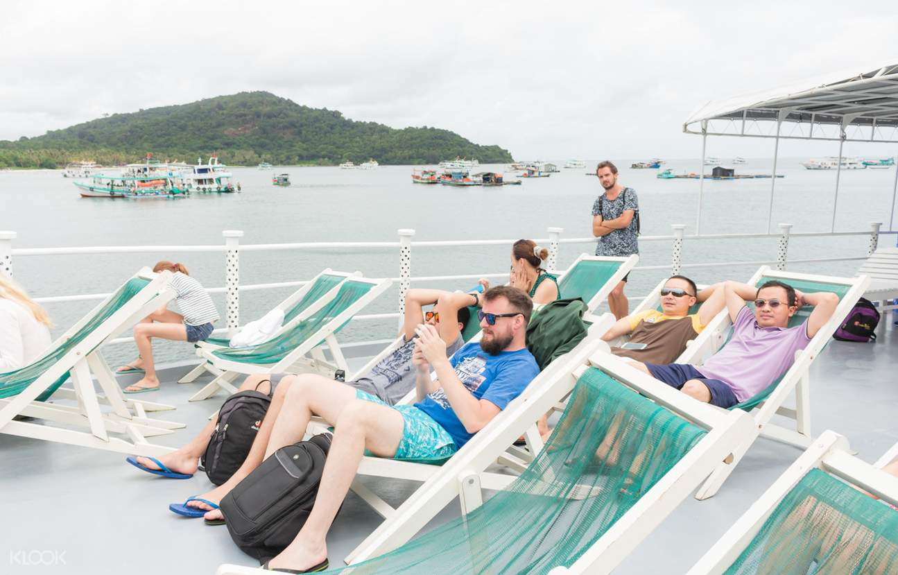 富國島遊船