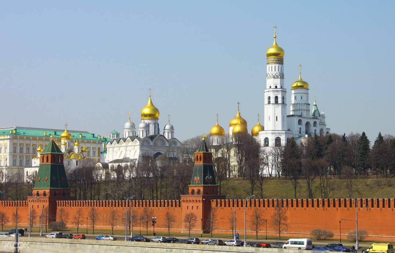 莫斯科克里姆林宮門票