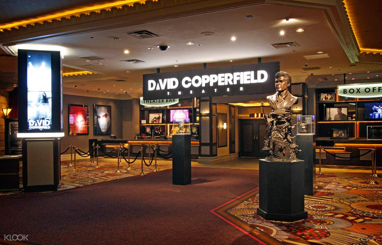 david copperfield magic show