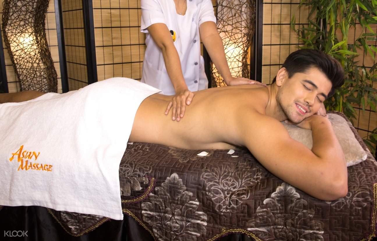 Solo Asian Massage