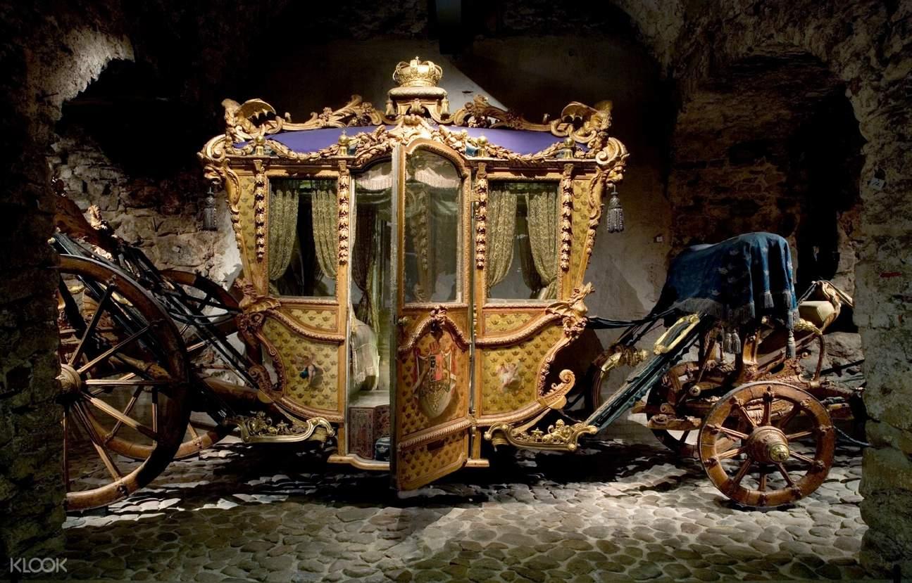 carriage at kremlin armoury