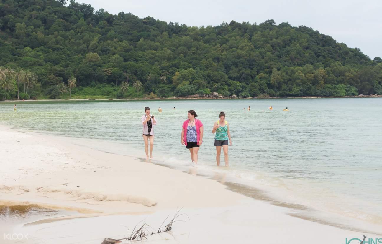 southern phu quoc beach