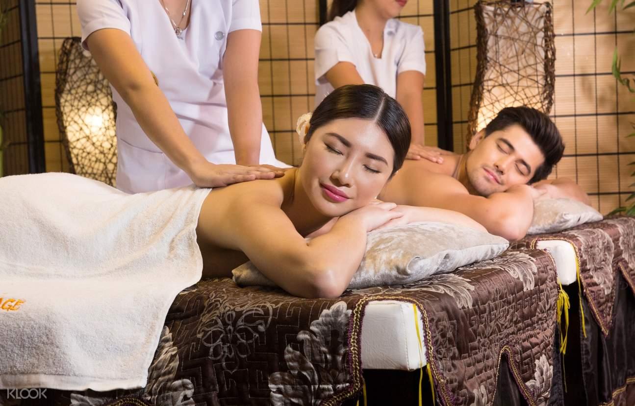 Couple Asian Massage