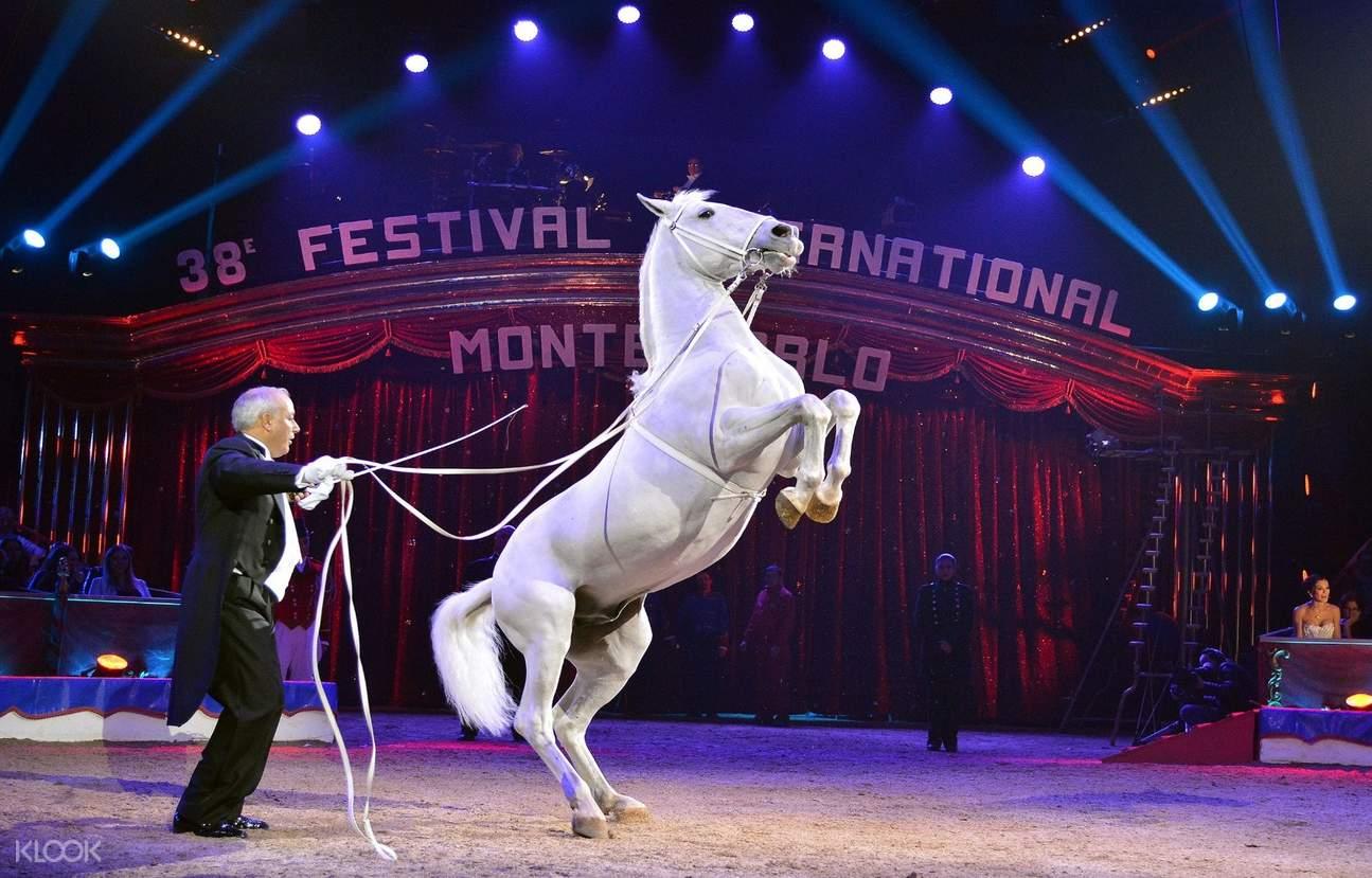 莫斯科大馬戲門票