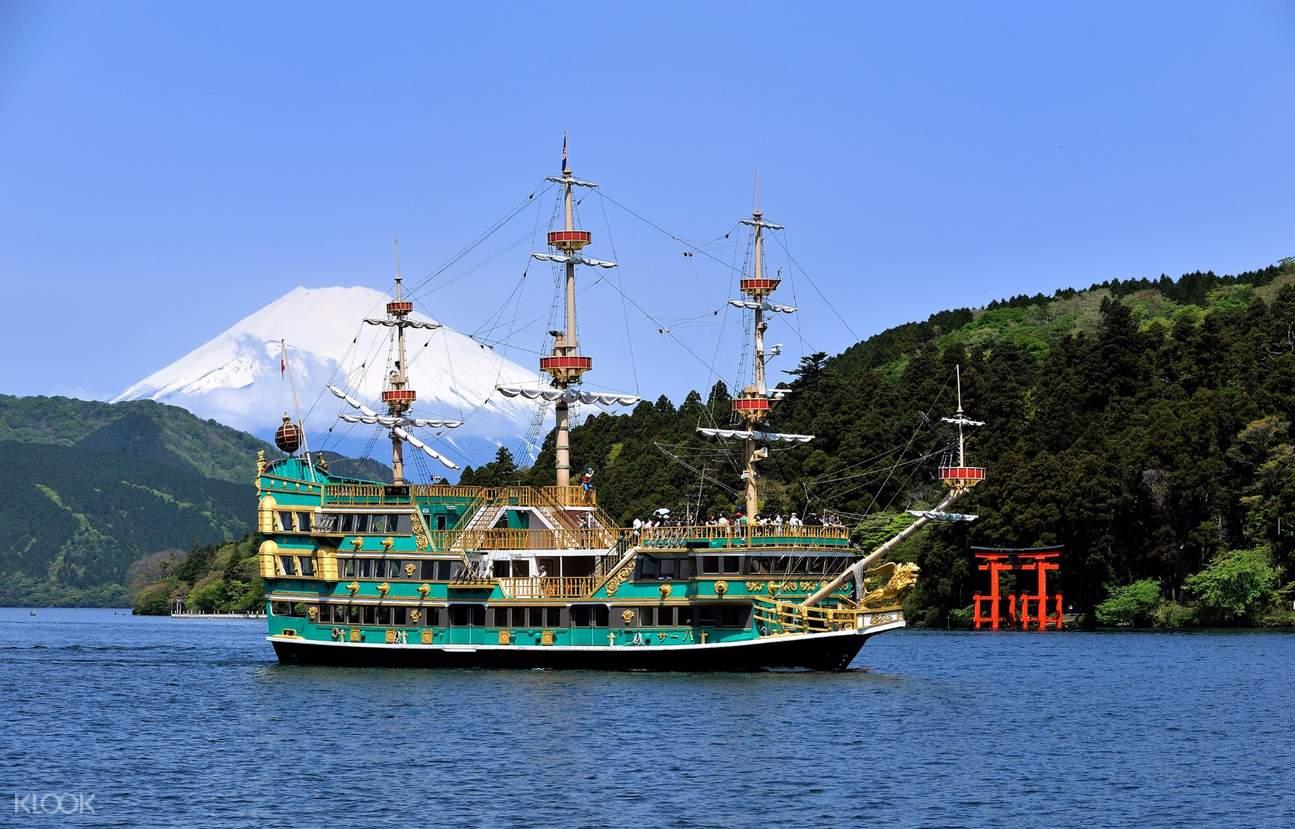 箱根蘆之湖& 鎌倉八幡宮一日遊