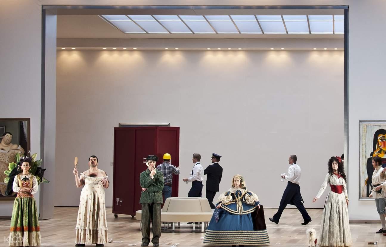 II vlaggio a riems sydney opera house ticket