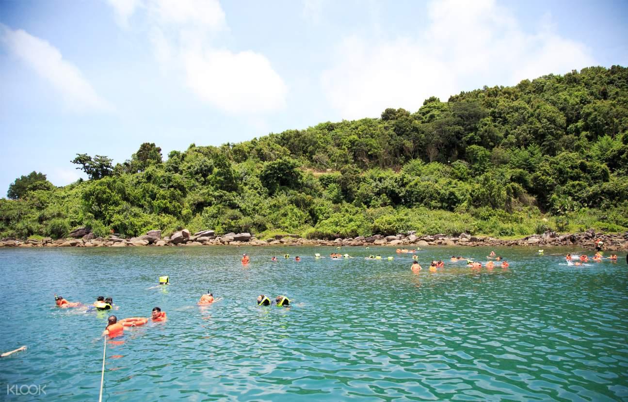 富國島垂釣
