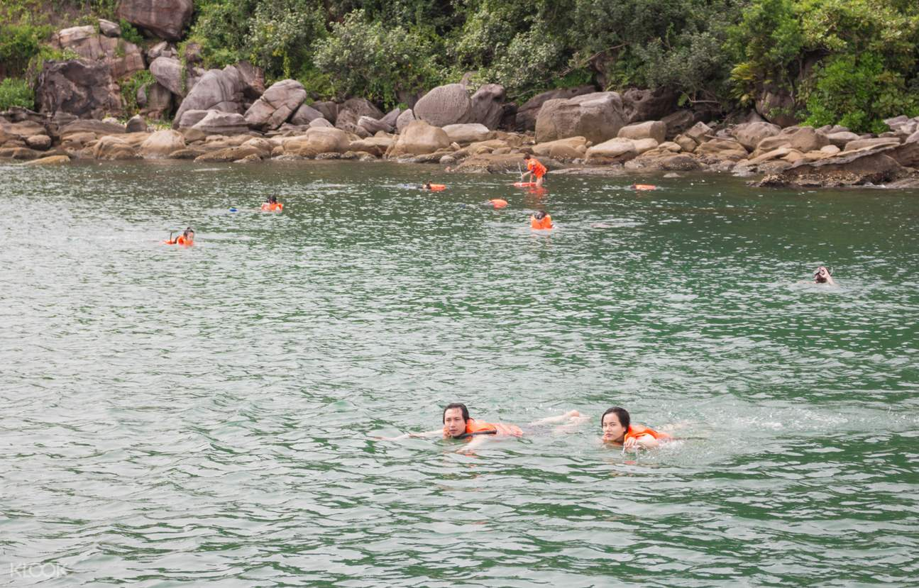 northern phu quoc snorkeling