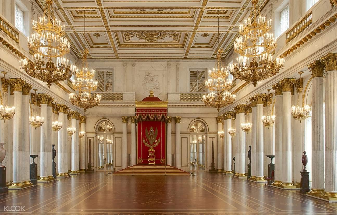 The State Hermitage Museum Ticket in Saint Petersburg - Klook