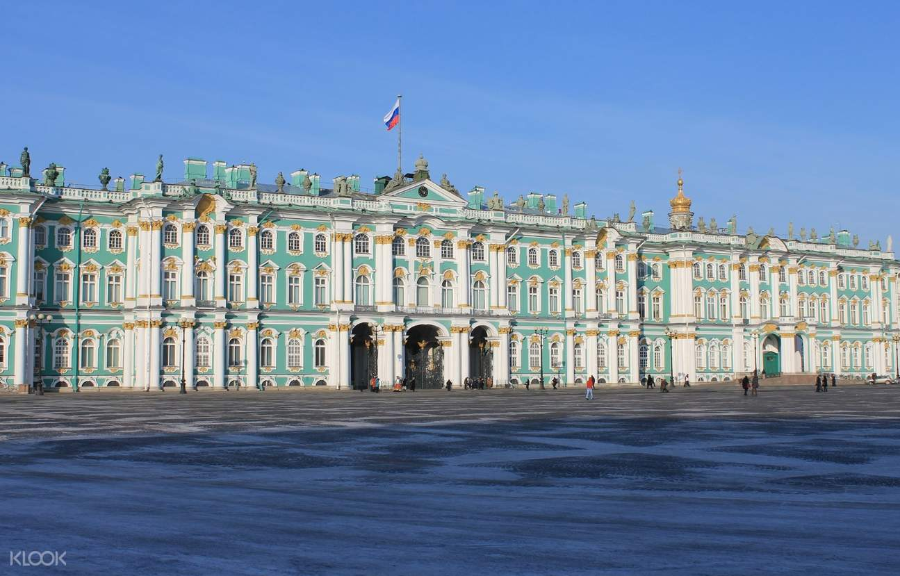 俄罗斯 圣彼得堡 冬宫博物馆门票