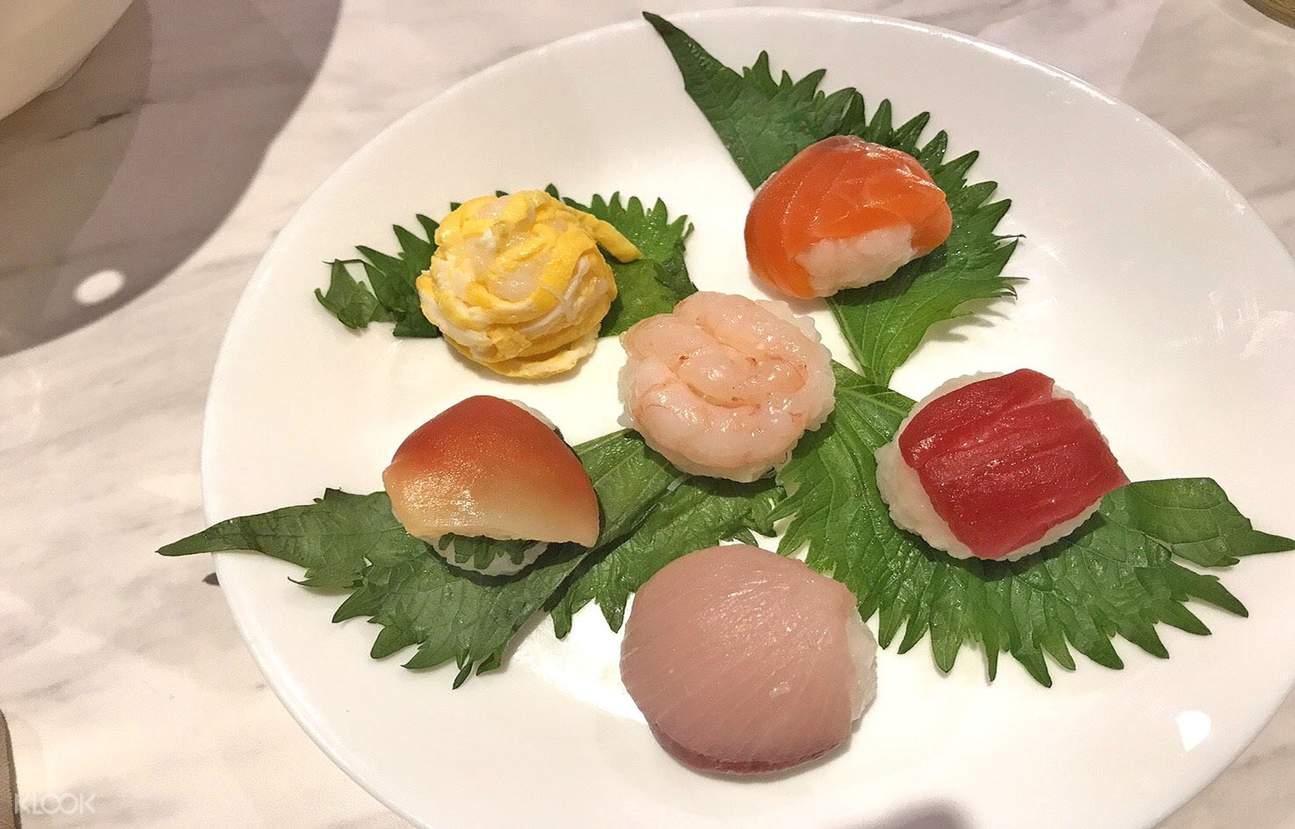sushi making lesson osaka