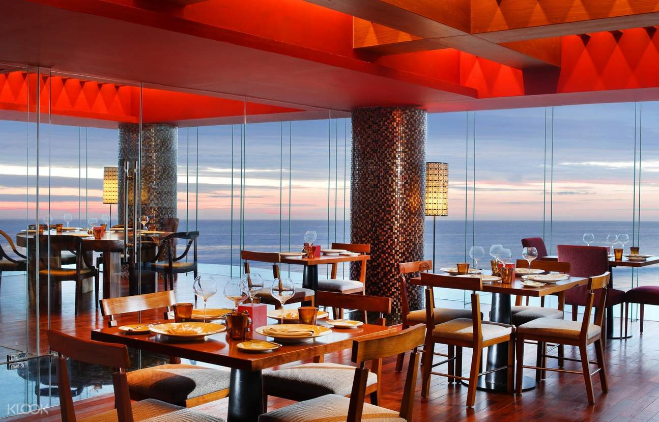 dining area of Bene Italian Kitchen at  Sheraton Bali Kuta Resort