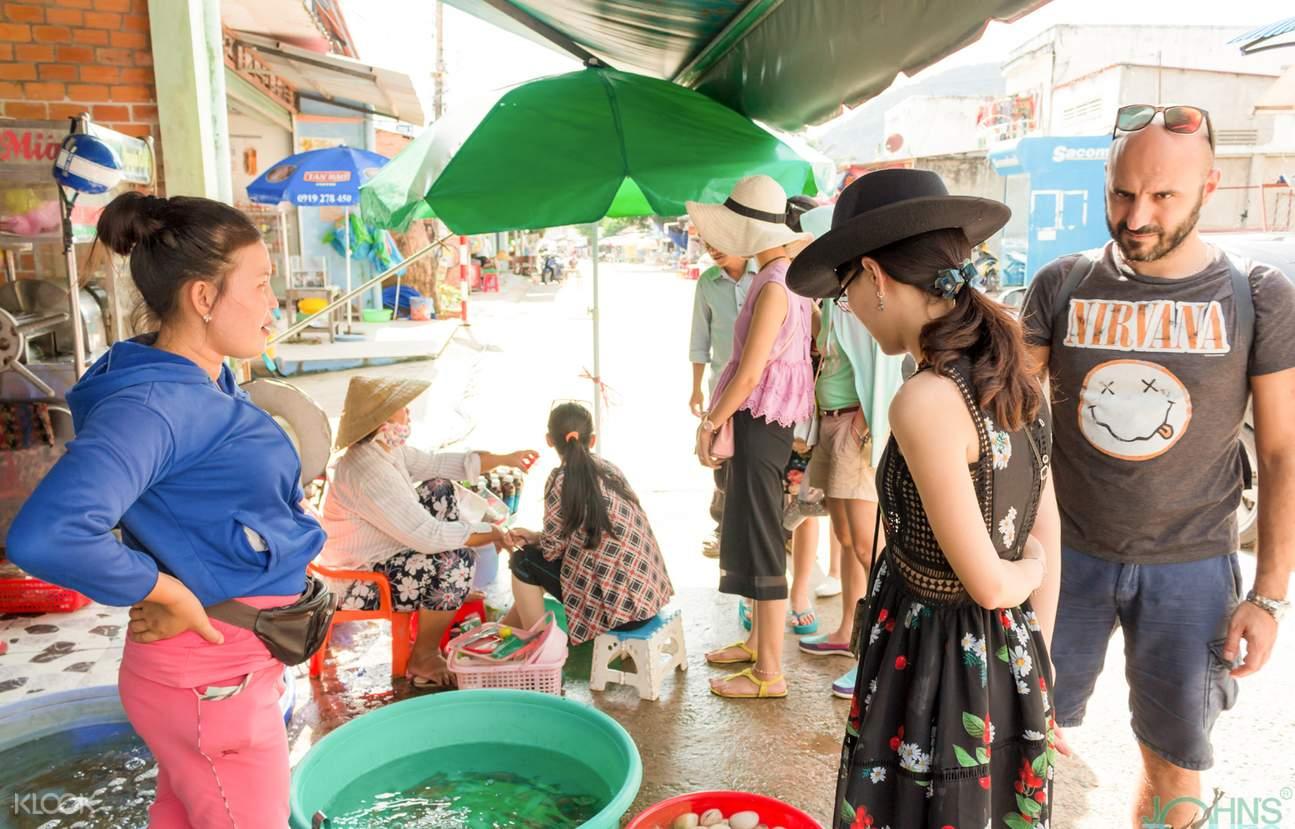 富國島魚市場