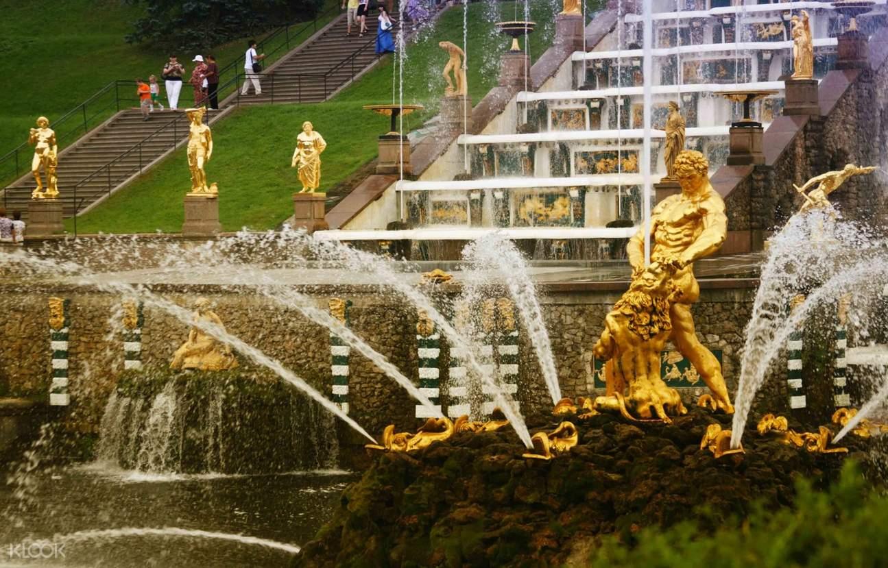 聖彼得堡夏宮門票