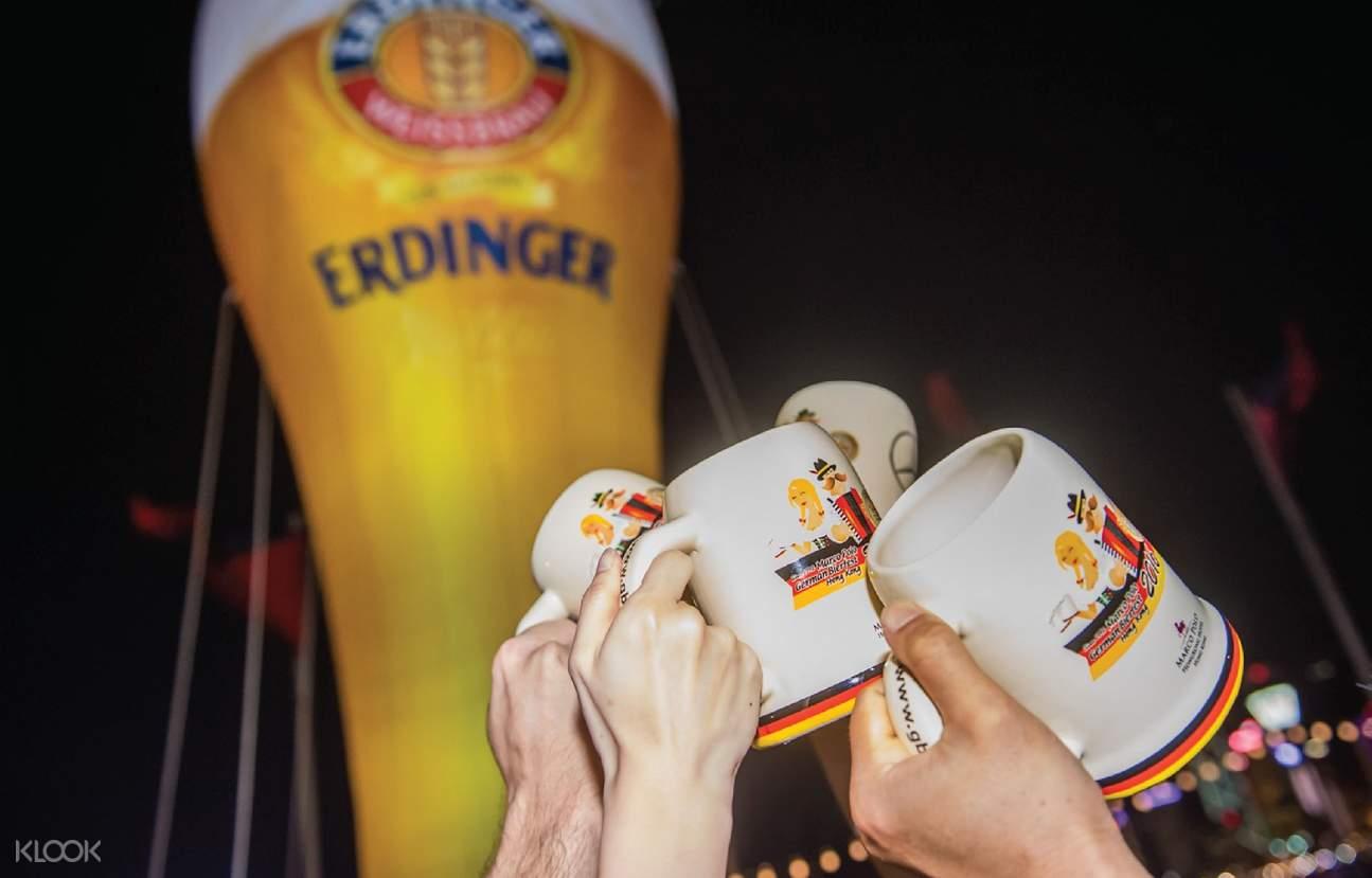 2018香港馬哥孛羅德國啤酒節入場門票