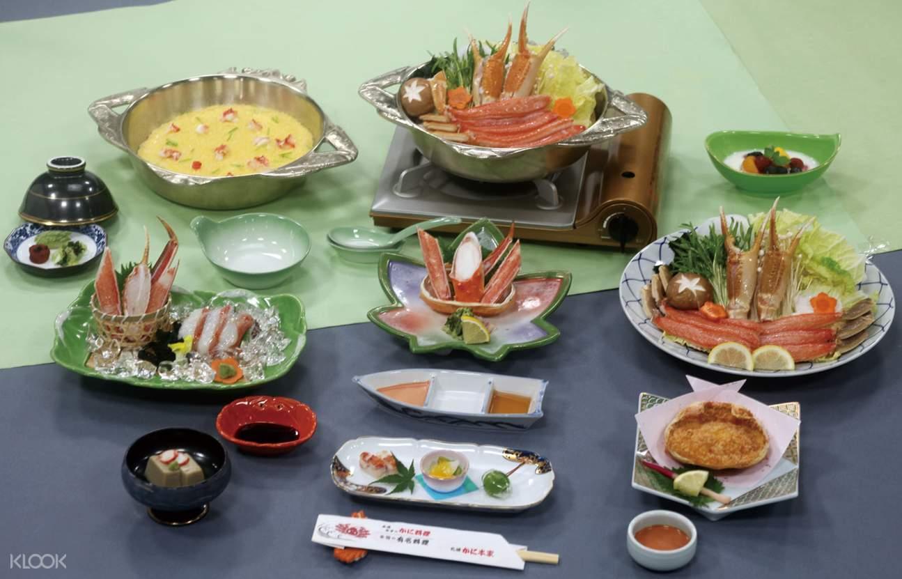 蟹本家名古屋榮店