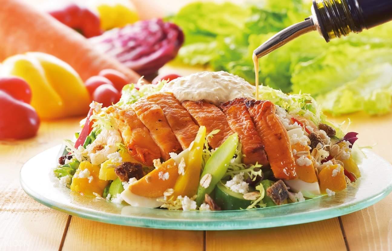 Caesar Salad with Chicken and Cheese Watami Japanese Dining Causeway Bay Hong Kong