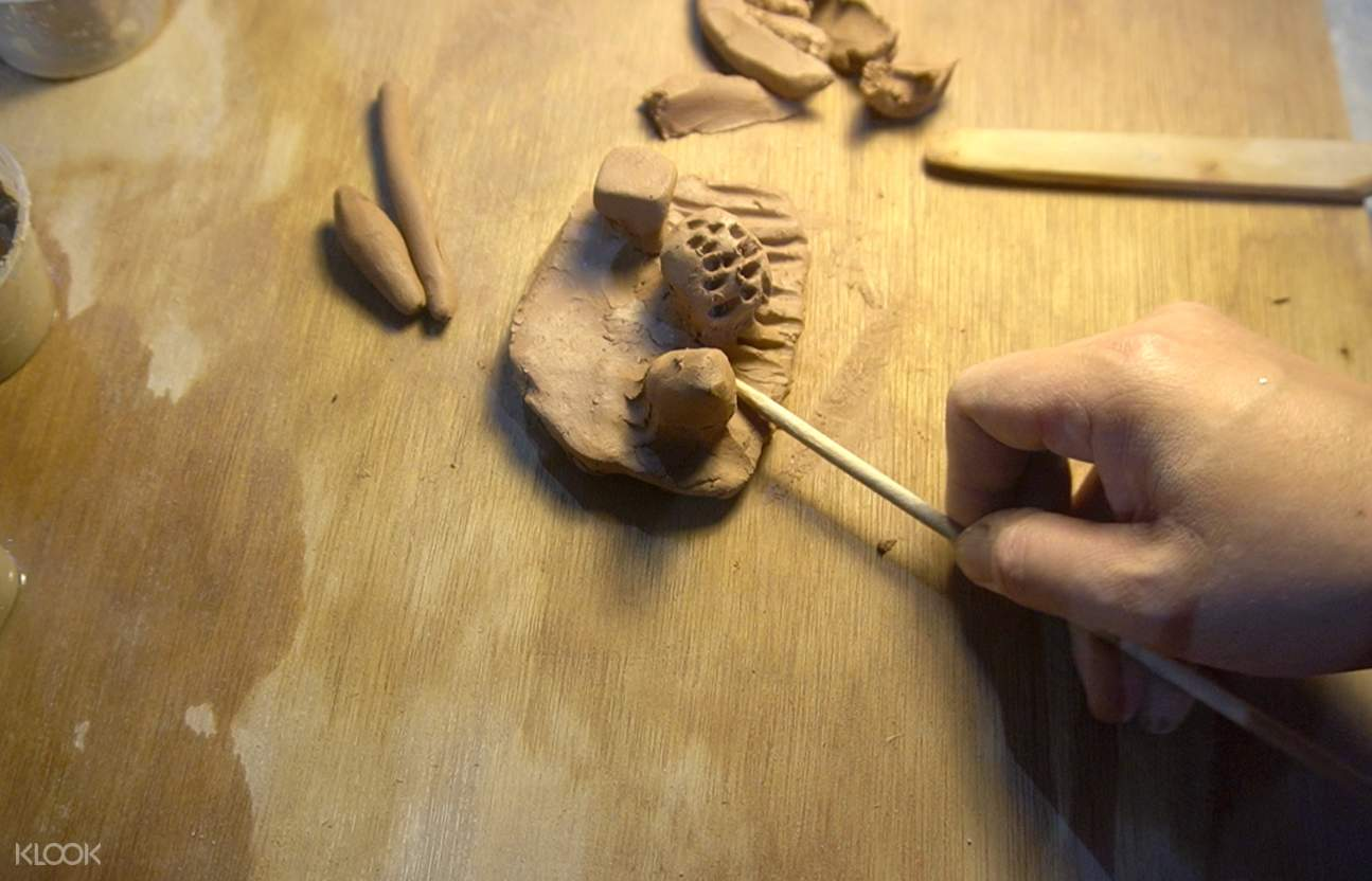 Online Clay Workshop