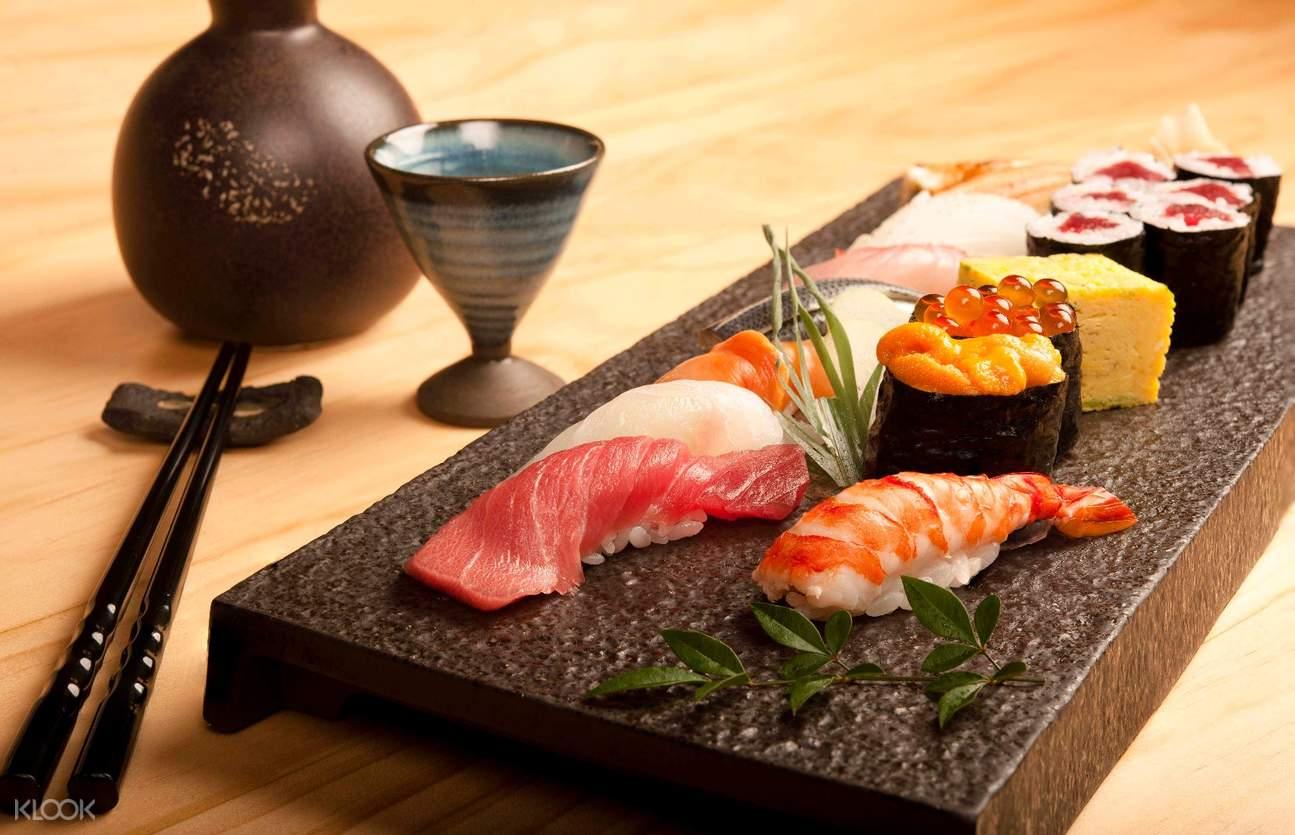 Premium Sushi at Hide Yamamoto in Studio City