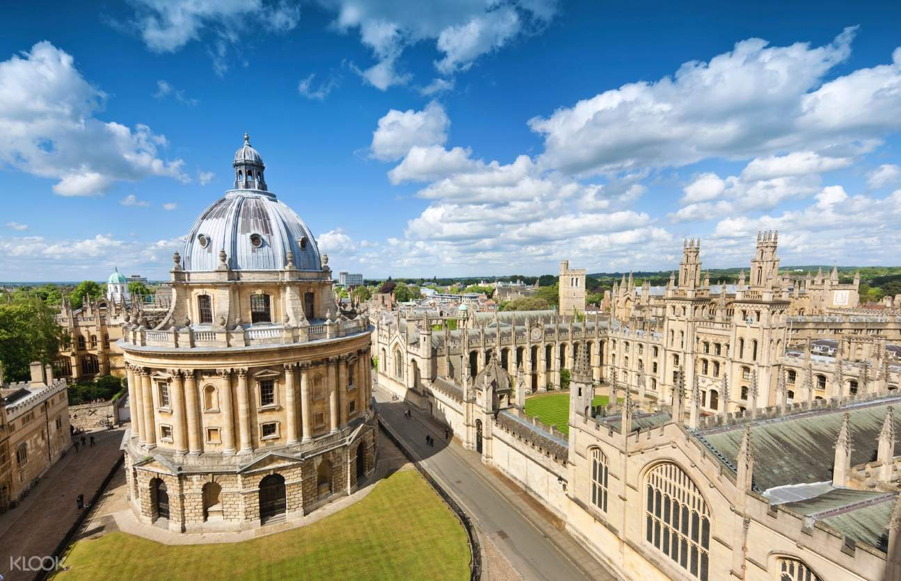oxford 38 colleges
