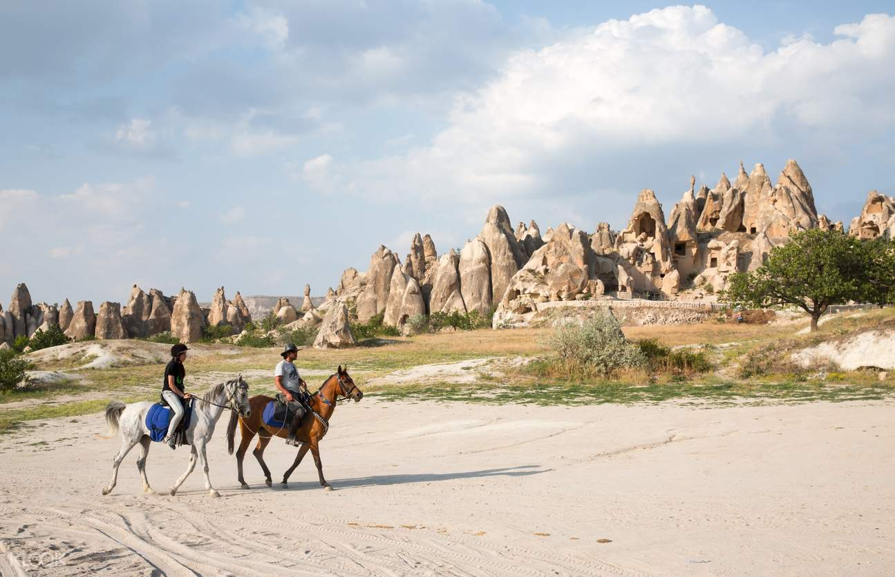 land of beautiful horses cappadocia