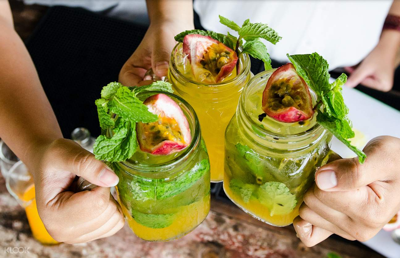 Chalong Bay Rum Cocktail Workshop in Phuket