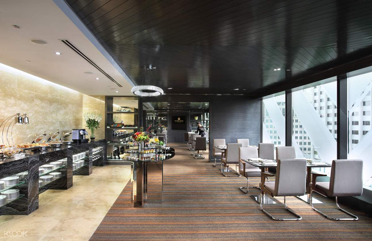 Grand Park Orchard - Club Lounge