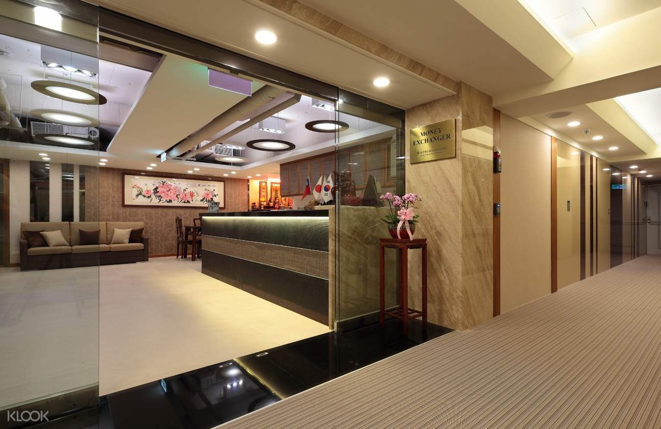 front of Tsay Chuen Kuan Massage Salon