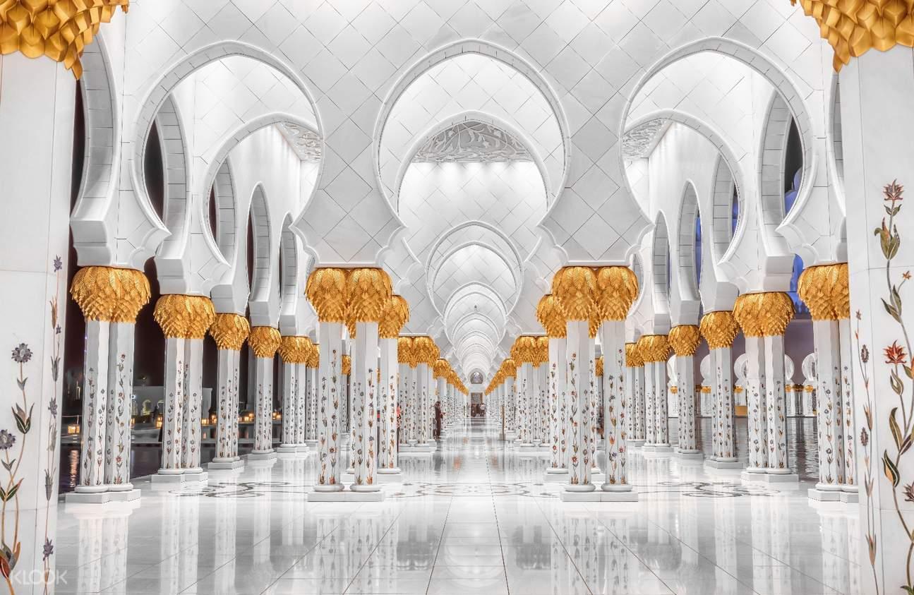 谢赫扎耶德大清真寺