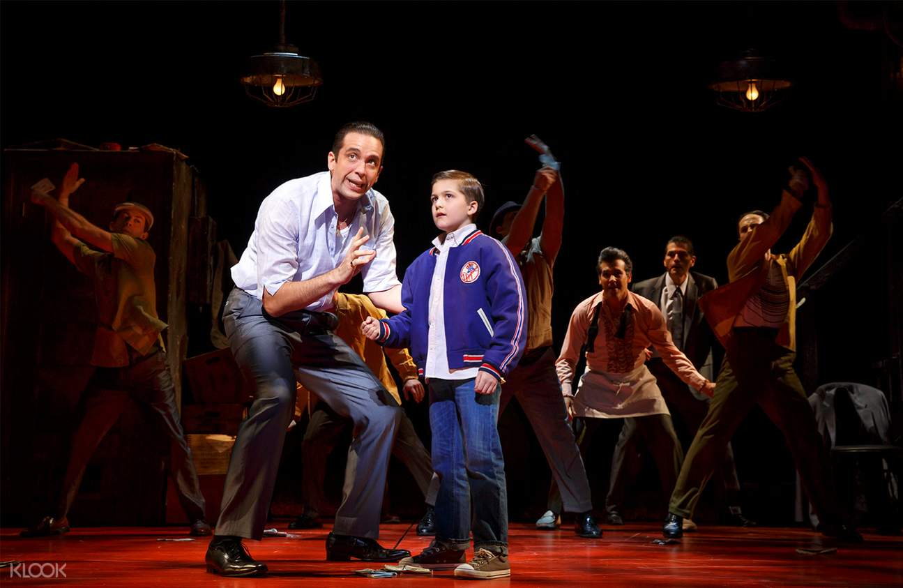 a bronx tale show tickets new york