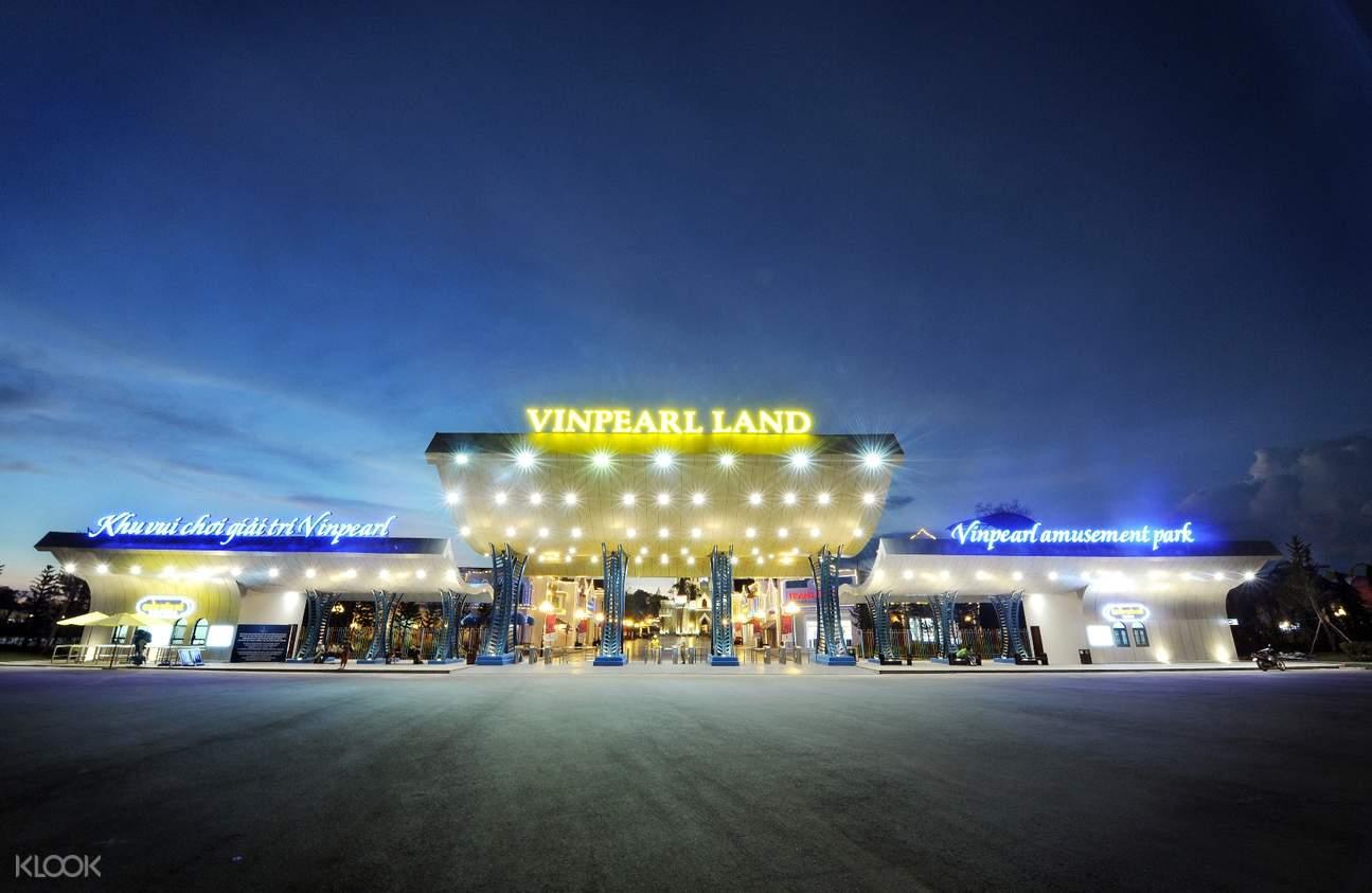 Vinpearl Land entrance