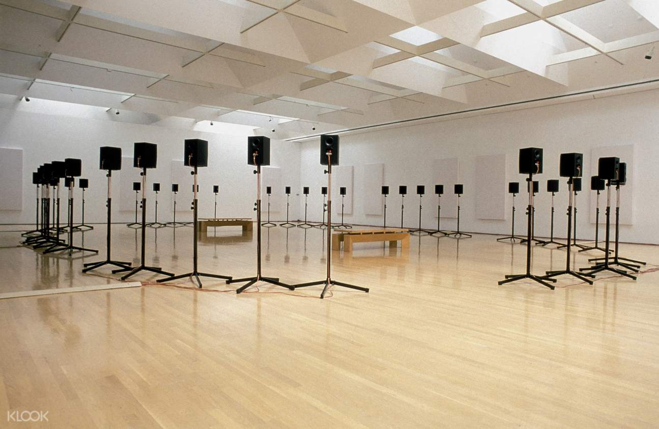 Orchestral Manoeuvres See Sound. Feel Sound. Be Sound Exhibition