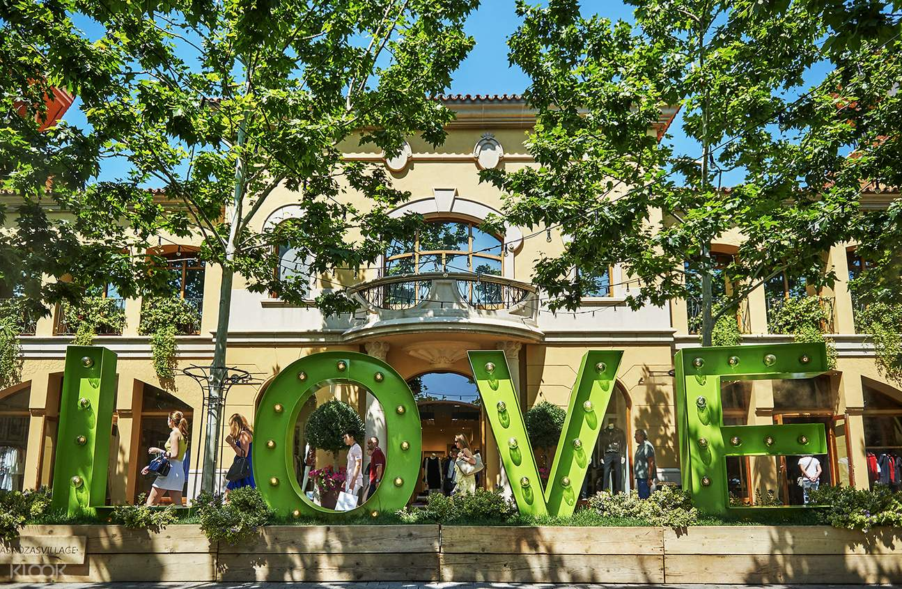 Las Rozas Village Shopping Express With Optional EUR50 Gift Card