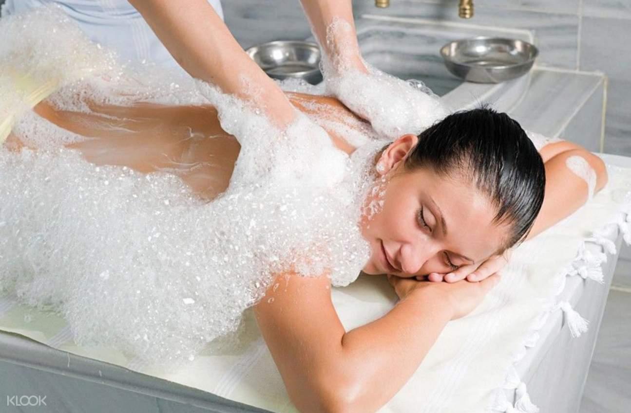 turkish massage antalya