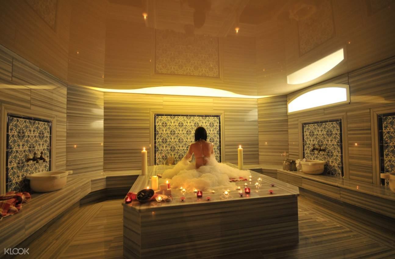 Turkish Bath in Antalya