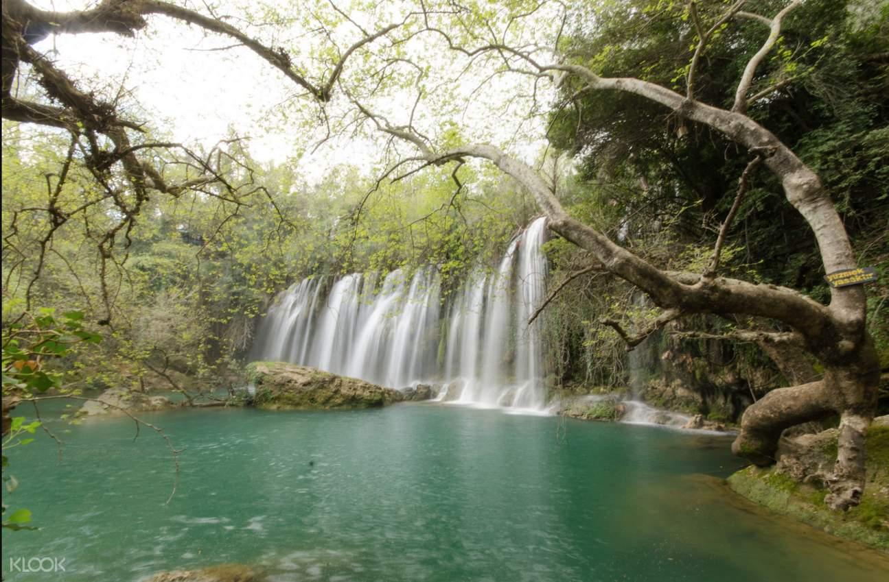 kursunlu waterfalls park